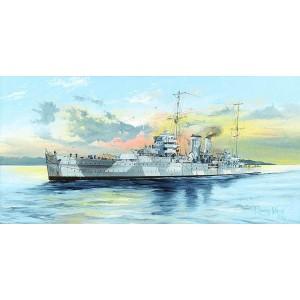 Kit de construit nava de razboi HMS York 1/350