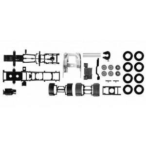Kit 2x Șasiu Scania R 6x2, 3 axe