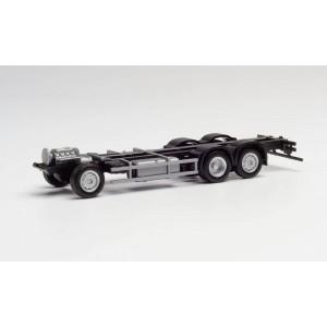 Kit 2x sasiu Scania CR/CS 3 axe LKW 7.45m