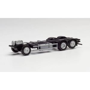Kit 2x sasiu Scania CR/CS 3 axe 7.15m pentru containere
