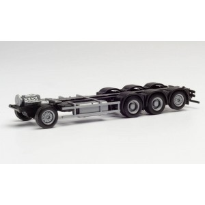 Kit 2x sasiu Scania CR/CS 4 axe LKW 7.45m