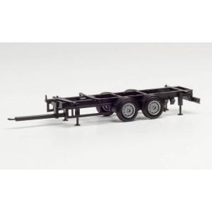 Kit 2x remorca tandem LKW (7.82m)