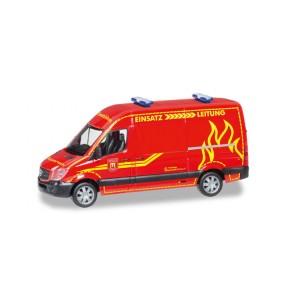 """Macheta auto pompieri Mercedes-Benz Sprinter """"Feuerwehr Wilsdruff"""""""