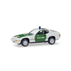 "Macheta auto Porsche 924 ""North Rhine Westphalia Police department"""