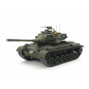 Kit de construit tanc M47 Patton si 1 figurina 1:35