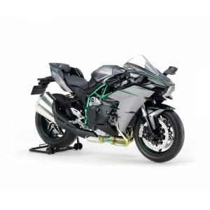 Kit de construit motocicleta Kawasaki Ninja H2 Carbon 1:12