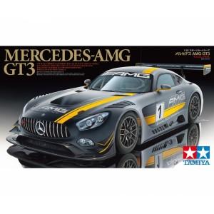 Kit de construit auto Mercedes Benz AMG GT3 1:24