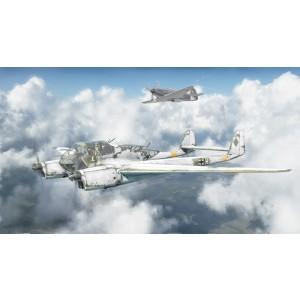 Kit de construit avion FW 189 A-1/A-2, 1:72