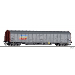 Vagon marfa cu prelata Rils, CFR, Epoca VI, TT