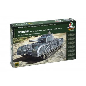 Kit tanc de asamblat CHURCHILL