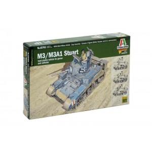 Kit tanc de asamblat M3/M3A1 STUART