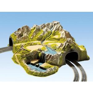 Tunel curb 2 sine