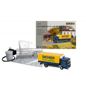 Start-Set Camion MB Atego Dachser - Faller car system