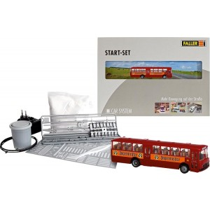 Start-Set Autobuz Mercedes-Benz O317k (BREKINA) - Faller car system