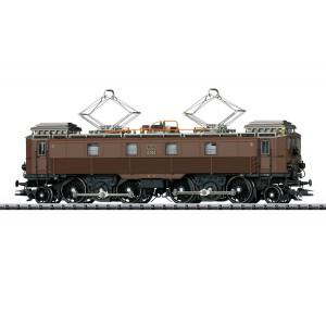 "Locomotiva electrica Be 4/6 ""Stängelilok"", SBB, Epoca II"