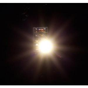 Set 5 LED-uri albe,lumina calda