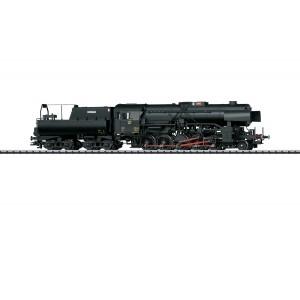 Locomotiva cu abur clasa 5519 cu sunet ,CFL, Epoca VI