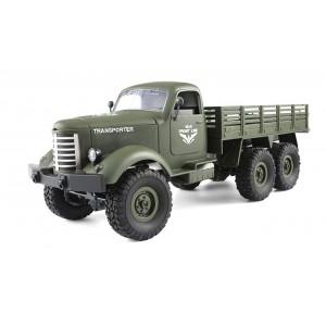 Camion RC cu telecomanda Dodge / 6WD / 1:16 / 2.4 Ghz / 41 cm / RTR