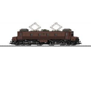 Locomotiva electrica seria Fc 2x3 /4, SBB, cu sunet, Epoca II
