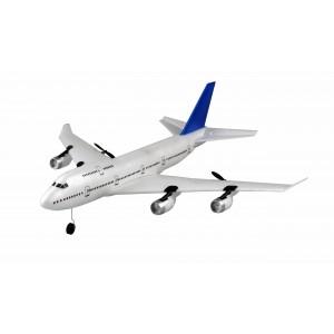 Avion RC cu telecomanda AMB74 Pasageri 2,4GHz RTF