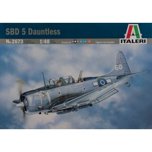 Kit de construit avion SBD-5 DAUNTLESS 1:48