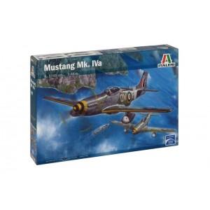 Kit de construit avion MUSTANG Mk. IVA 1/48