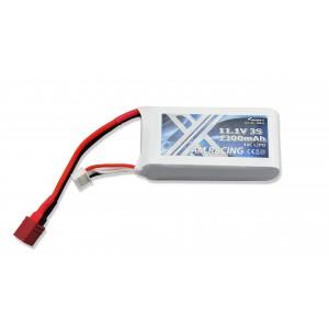 Acumulator LiPo 11.1V 1300mAh 3S 40C Softcase