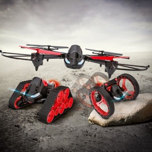 Minidrona 3 in 1 RED5