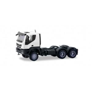 Macheta camion Iveco Trakker tractor 6×6