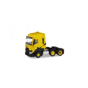 """Macheta camion Renault T 6x2 """"Renault Sport Racing"""""""