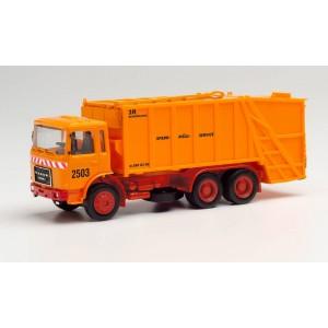 "Macheta camion Roman Diesel presa gunoi ""SPERR MÜLL SERVICE"""