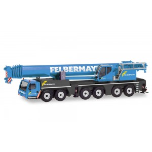 "Macheta macara Liebherr LTM 1300-6.2 ""FELBERMAYR"""