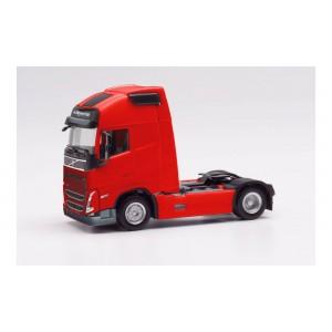 Macheta camion VOLVO FH 16 GL. XL 2020 rosu