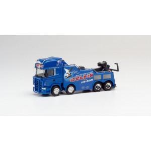 "Macheta camion tractare Scania R `04 "" KELPIN """