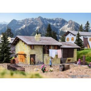 Casa de munte din Grevasalvas