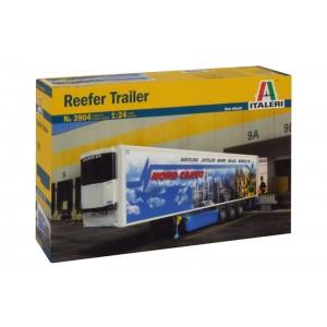 Kit de construit semiremorca transport frigorific
