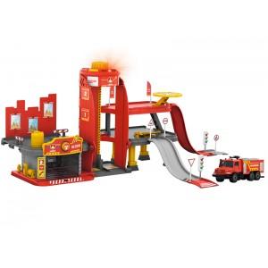 "Kit de construit ""Statie de pompieri"" Marklin My World"