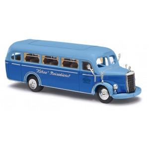 Macheta autobuz Mercedes-Benz O-3500 »Köhne´s Reisedienst«