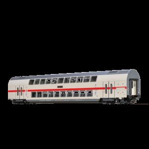 Vagon de calatori Intercity IC 2 TWINDEXX Vario, cls. 1, DB AG,cu lumina interioara,Epoca VI