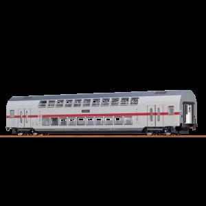 Vagon de calatori Intercity IC 2 TWINDEXX Vario, cls.2, DB AG,cu lumina interioara,Epoca VI