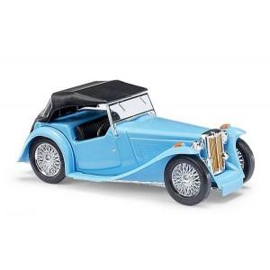 Macheta Auto MG Midget TC, Cabrio