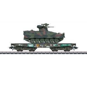 Vagon platforma marklin - 48746