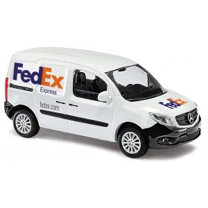 Macheta autoutilitara Mercedes Benz Citan FedEx