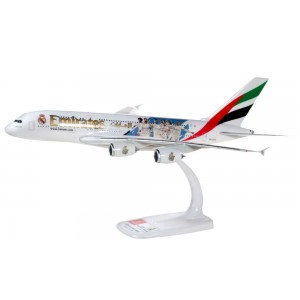 Kit de construit avion Airbus A380 Emirates 1:250