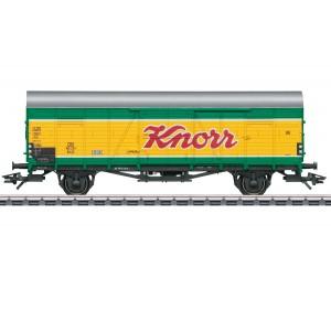 "Vagon de marfa ""Knorr"", Glt 23,DB, Epoca III"