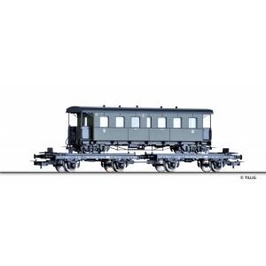 Set transportor cu ecartament scurt, DRG, Epoca II