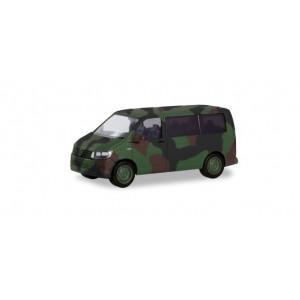 "Macheta auto militara VW T6 Bus ""German federal army"""