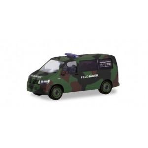 """Macheta auto militara VW T6 Bus """"Feldjäger"""""""