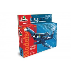 Kit de construit avion F4U - 5N CORSAIR 1:72