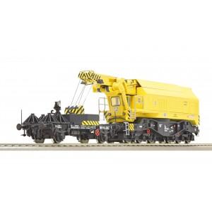 Macara feroviară rotativă cu sunet,DB, Epoca IV - V